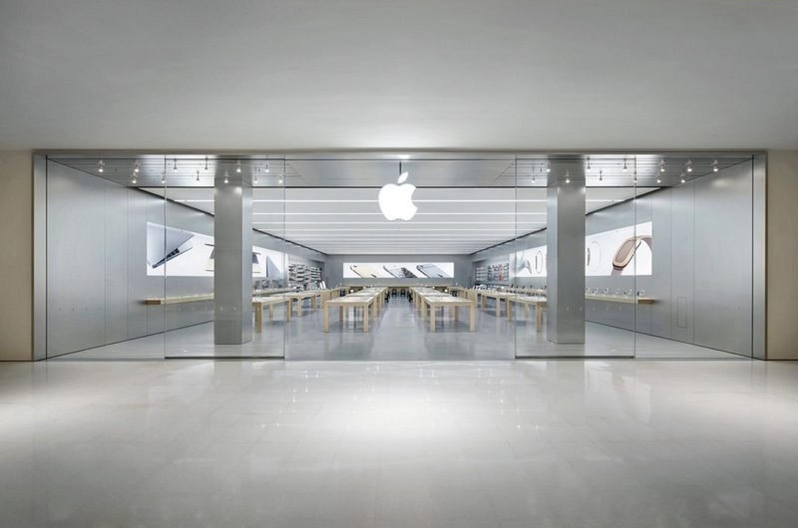 Baterai iPad Meledak di Apple Store Belanda