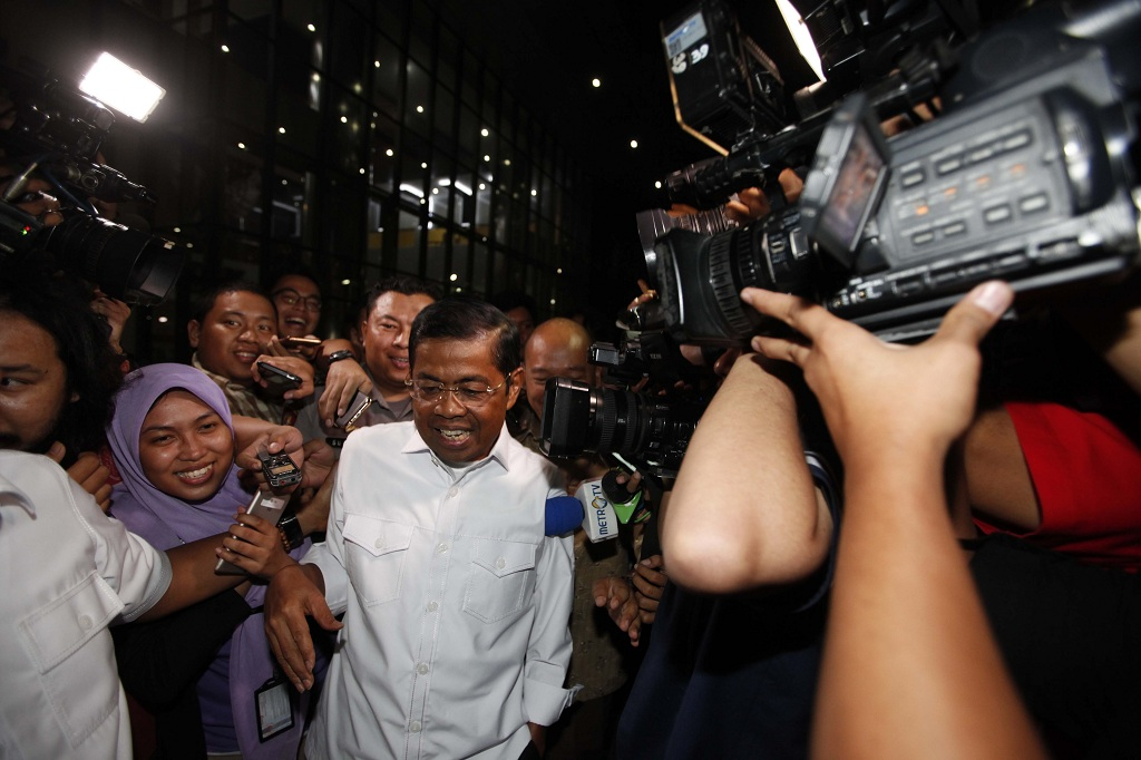 Mensos Suarakan Lombok Bangkit dan Bangun Kembali