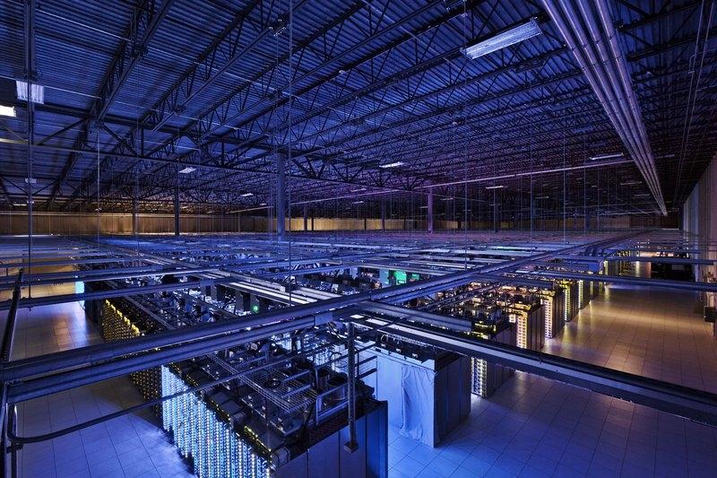 Google Gunakan Kecerdasan Buatan di Data Center