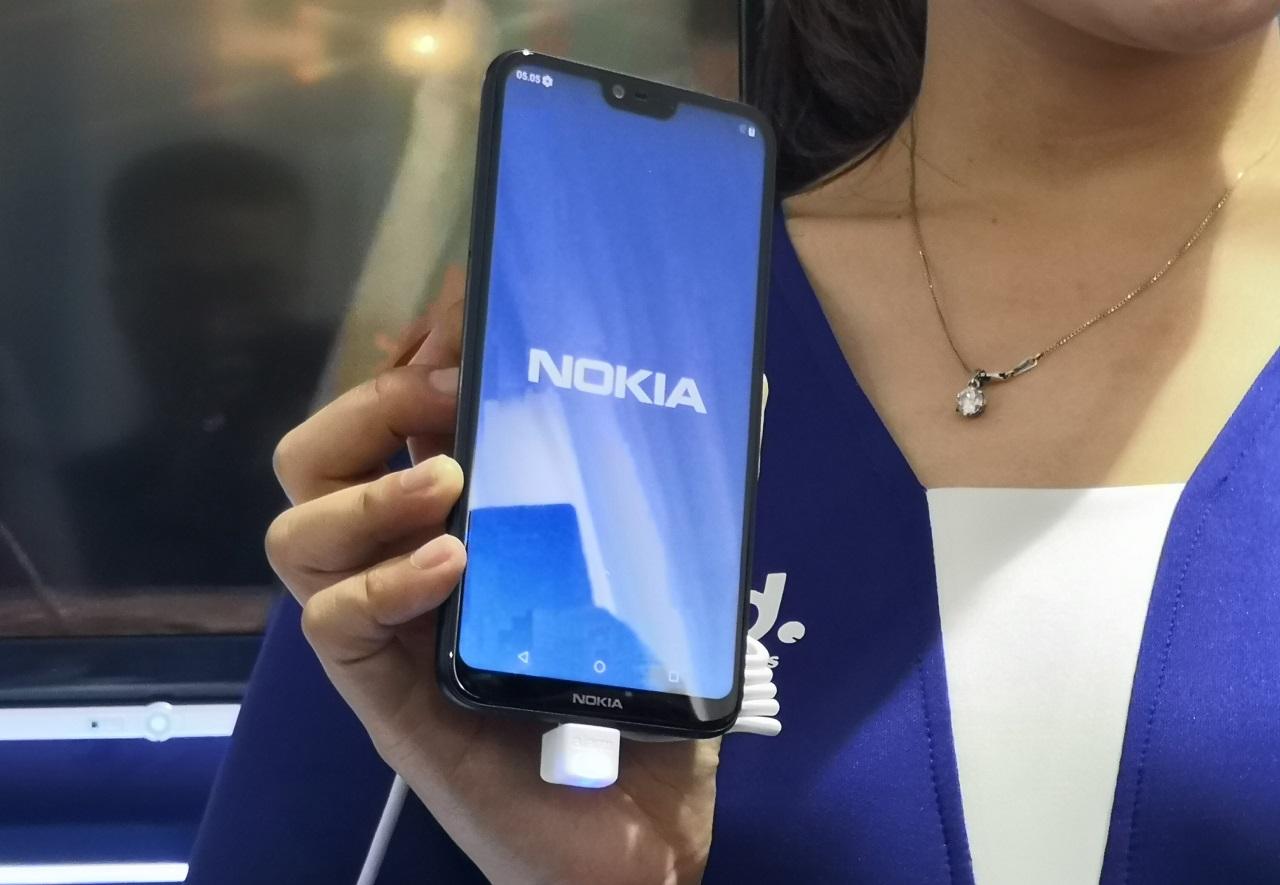 Nokia 6.1 Plus, Android One Berponi Pertama Nokia di Indonesia
