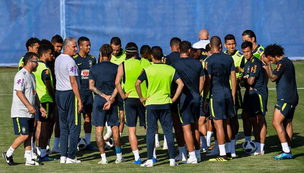 Tandang ke Arab Saudi, Brasil akan Lakoni <i>Big Match</i>