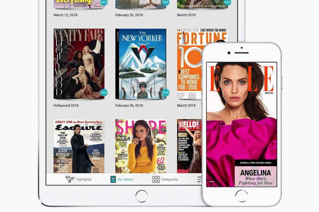 Apple Ingin Ajak Media Cetak Besar ke Layanan Berlangganan