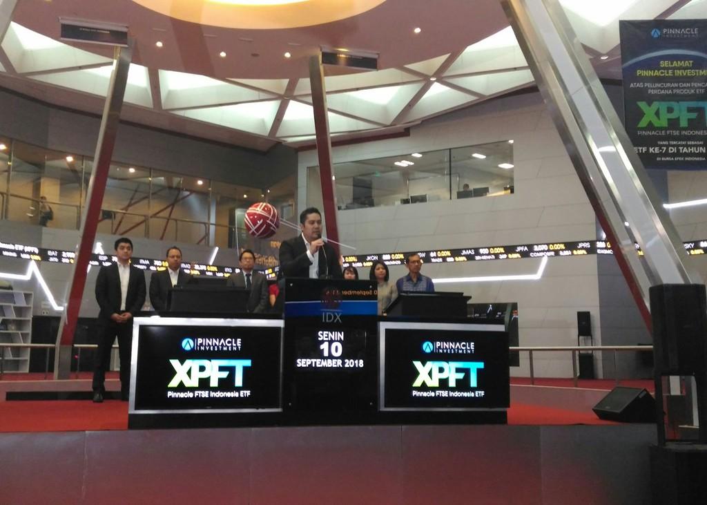Pinnacle Investment Gunakan FTSE Indonesia Index