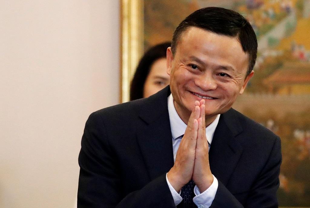 CEO Alibaba Jadi Pengganti Jack Ma