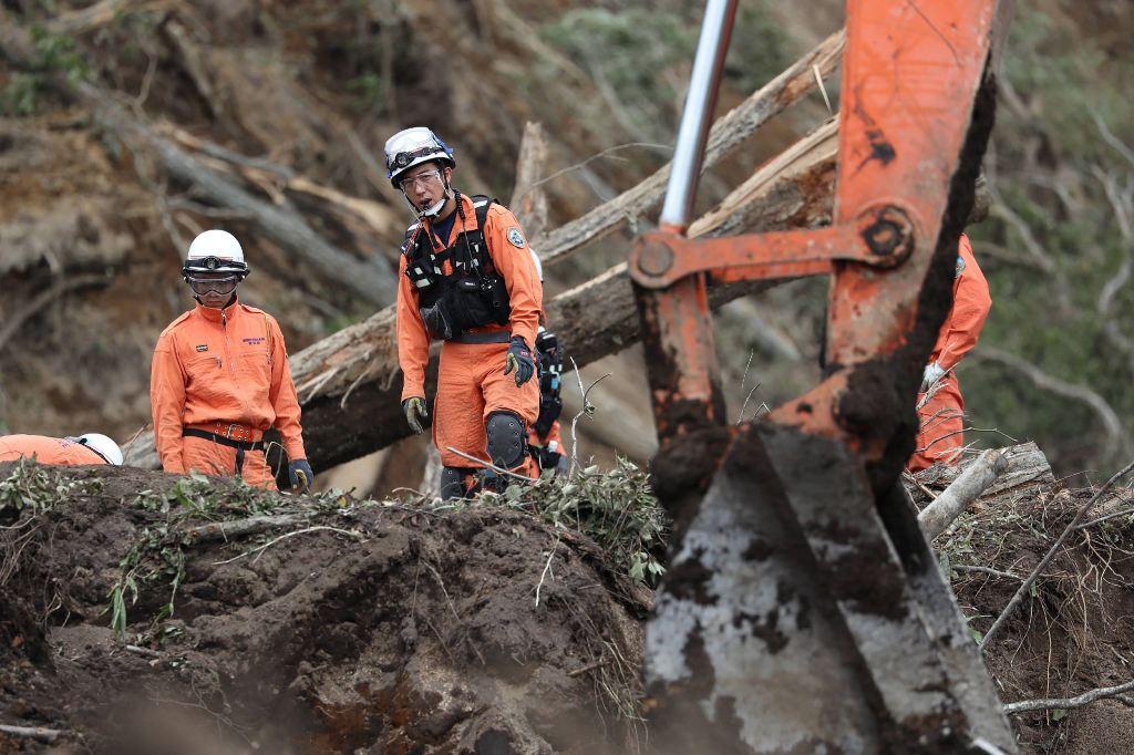 Korban Tewas Gempa Hokkaido Bertambah Jadi 44 Orang