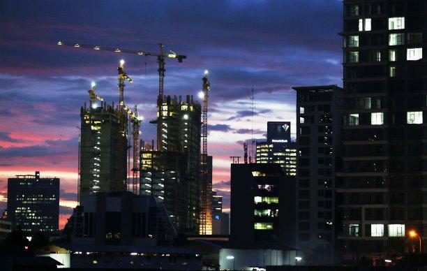 Kolaborasi, cara hadapi serbuan arsitek luar negeri