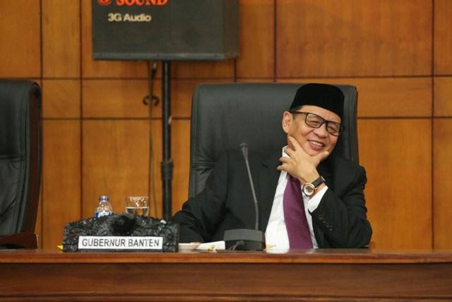 Gubernur Banten Dukung Jokowi-Ma'ruf