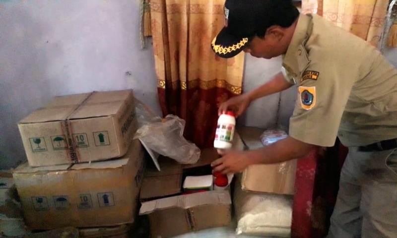 Penjual Obat Pertanian di Brebes Ditangkap Densus 88