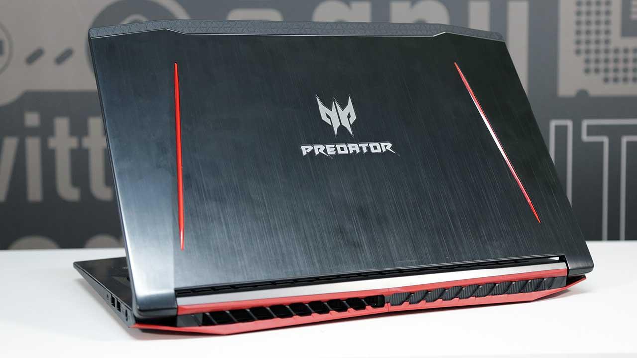 Acer Predator Helios 300, Tampilan tak Masalah Selama Bisa Diandalkan