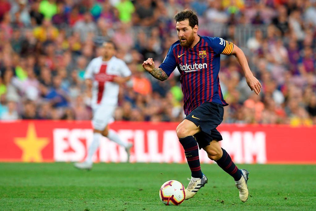 Luis Enrique: Messi Masih Terbaik di Dunia