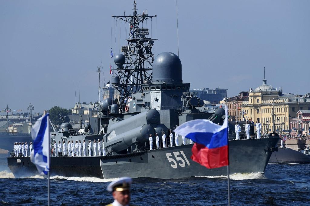 Rusia Mulai Latihan Militer Terbesar di Samudera Pasifik