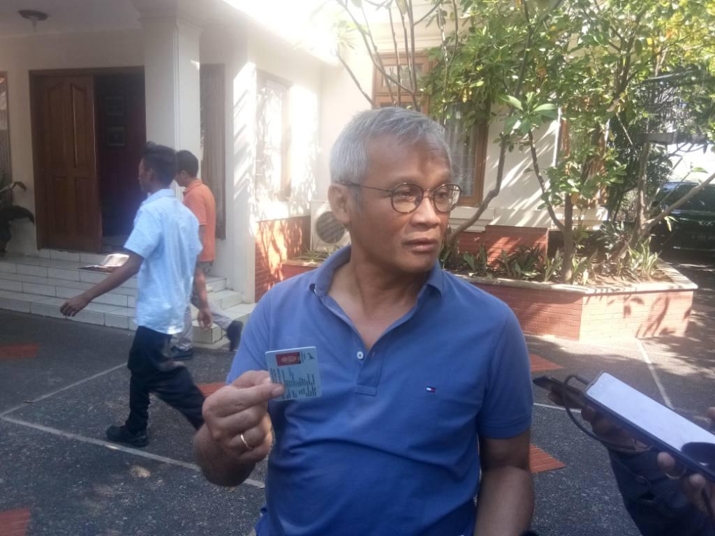 Soetrisno Bachir Diklaim Aktif di Tim Medsos Relawan Jokowi
