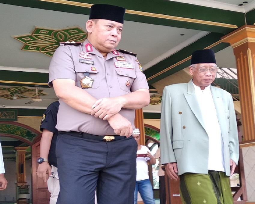 Kapolda Baru Minta Arahan MUI untuk Amankan Pemilu di Jatim