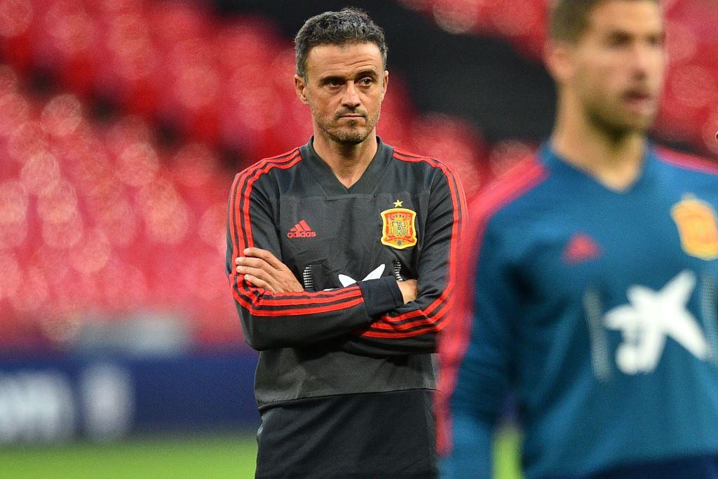 Luis Enrique tak Masalah Turunkan 6 Pemain Madrid