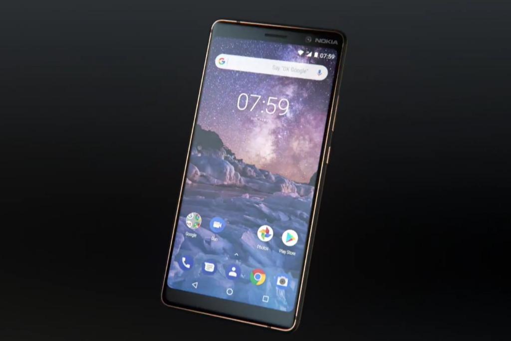 Nokia Gulirkan Android 9 Pie Beta untuk Nokia 7 Plus