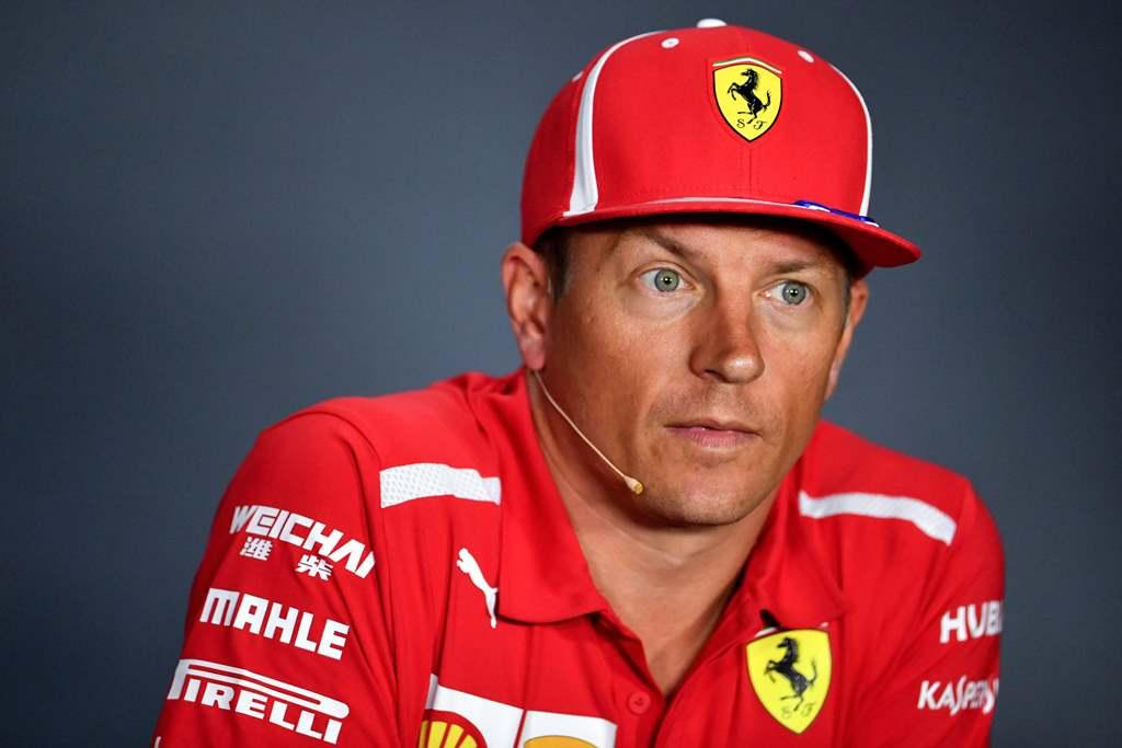 Mengenang Masa Indah Raikkonen di Ferrari