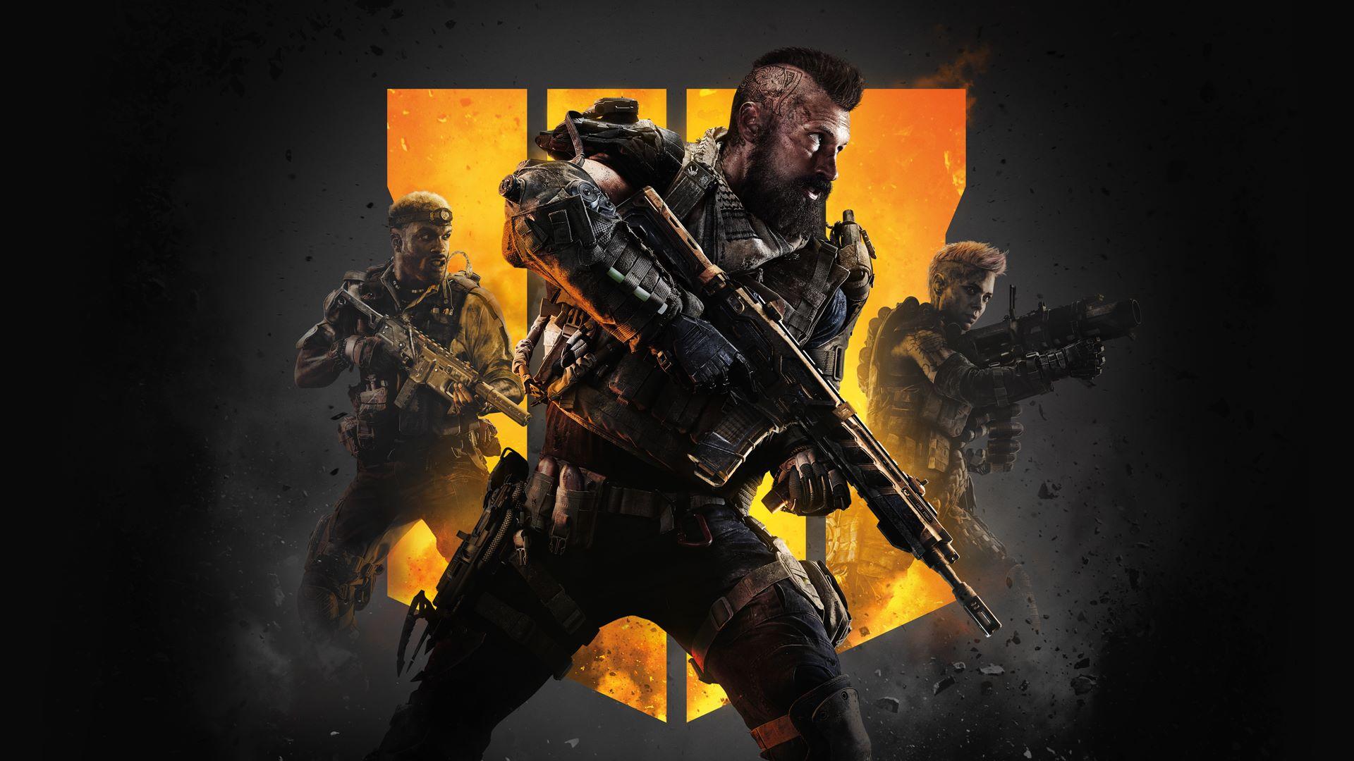 ASUS ROG Bagikan Game Call of Duty: Black Ops 4