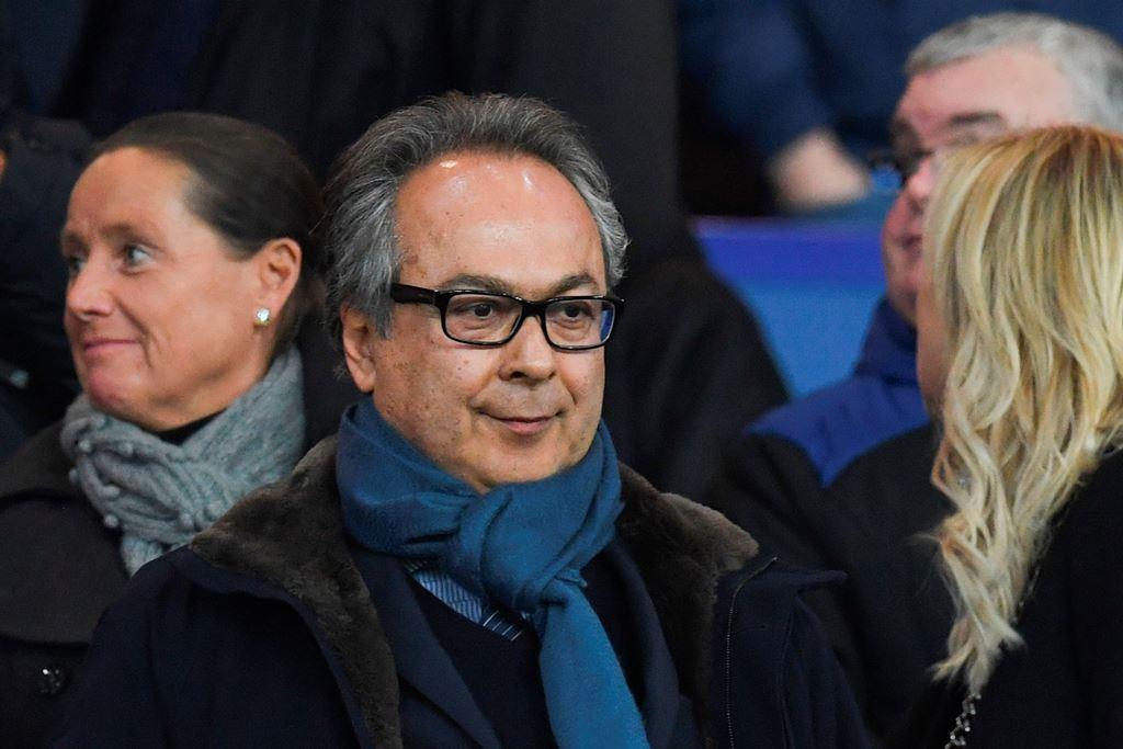 Saham Kepemilikan Farhad Moshiri di Everton Meningkat