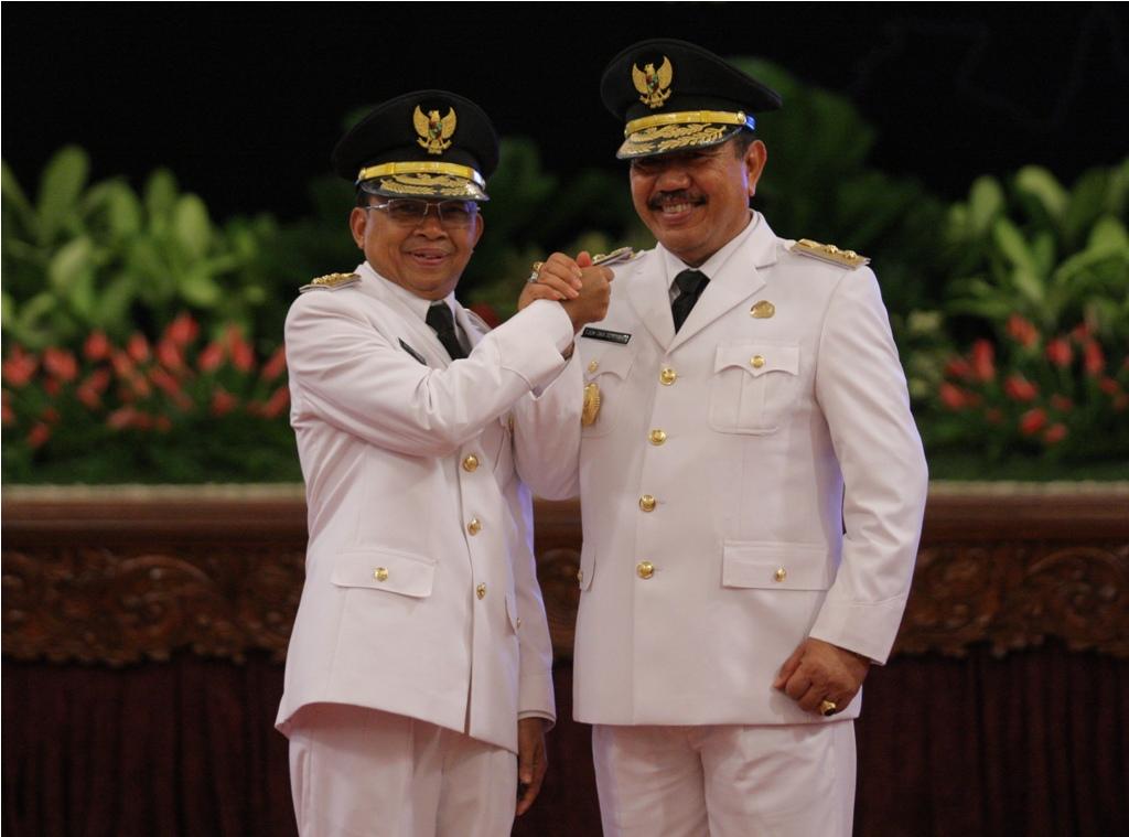 Gubernur Bali Dukung Jokowi di Pilpres 2019