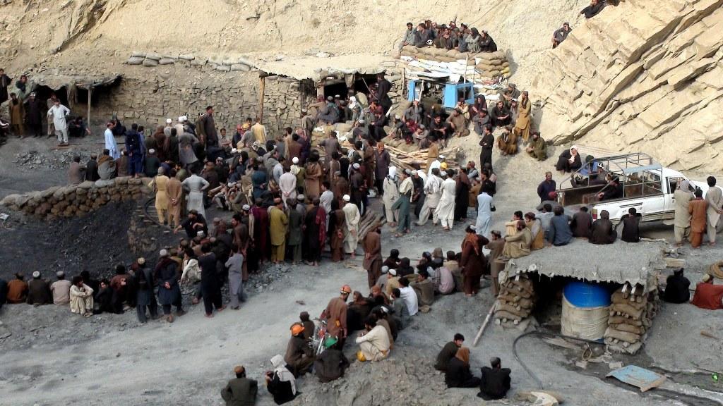 9 Penambang Tewas Tertimpa Longsor di Pakistan