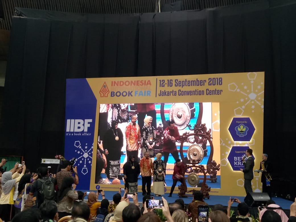 Panitia IIBF Buka Paket Wisata Literasi untuk Gaet Milenial