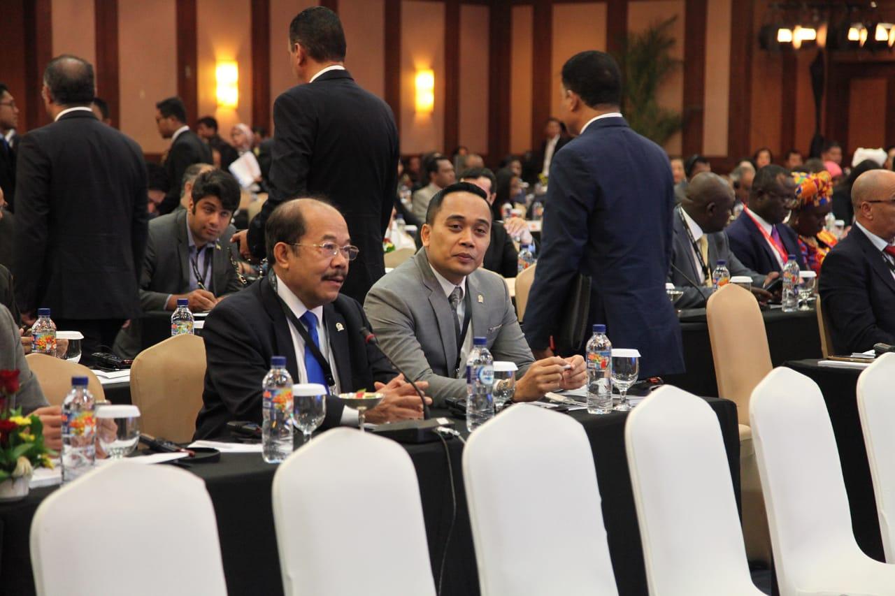 Bali Diharapkan Bisa Menginspirasi Delegasi Parlemen Dunia