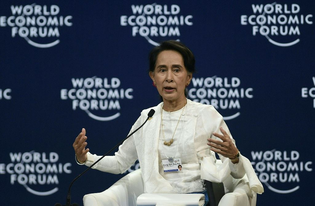 Suu Kyi: Pemenjaraan Wartawan tak Berhubungan dengan Kebebasan Berekspresi