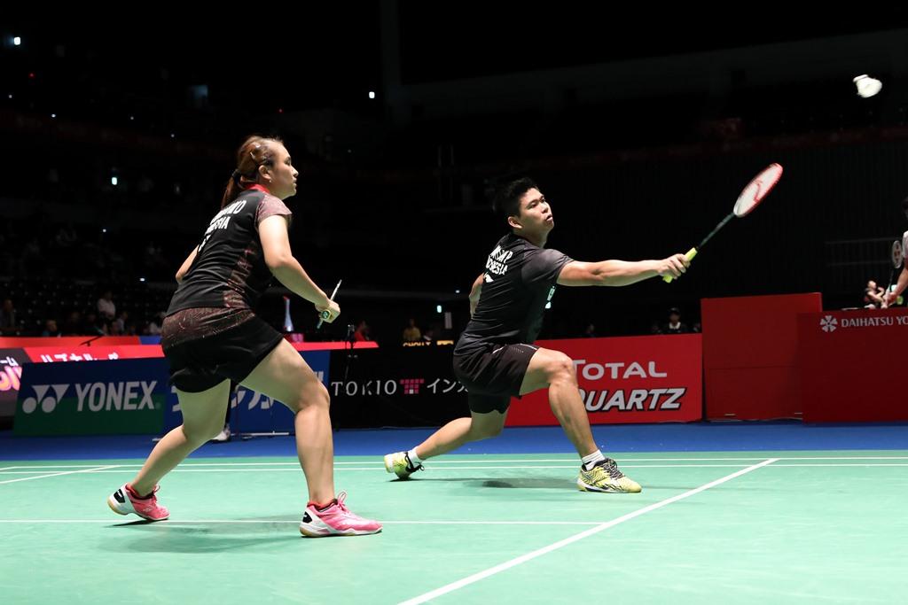 Praveen/Melati Lolos ke Perempat Final