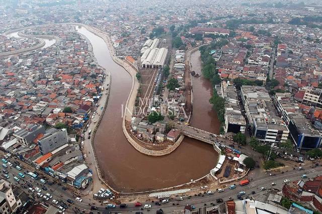 Jernihkan 20 Sungai, DKI Berencana Bangun IPAL Komunal
