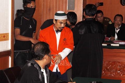 Pentolan JAD Riau Divonis 11 Tahun Penjara
