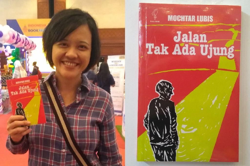 Film Terbaru Mouly Surya Diangkat dari Novel Klasik Mochtar Lubis