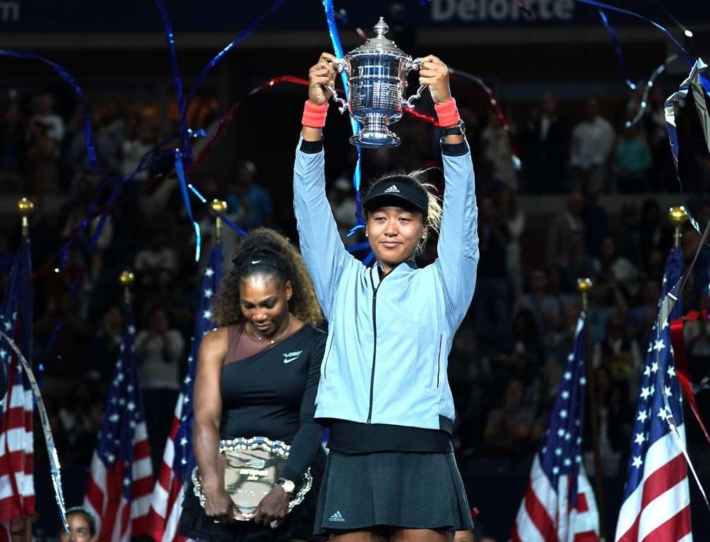 Pernyataan Serena yang Membuat Naomi Osaka Tersenyum