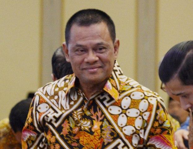 Gatot Bantah Masuk Tim Prabowo-Sandi