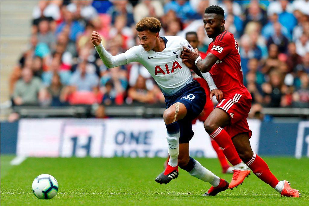 Lawan Liverpool, Tottenham Tanpa Alli dan Lloris