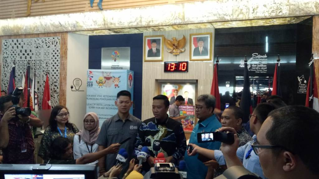 Lari Marathon untuk Korban Gempa Lombok
