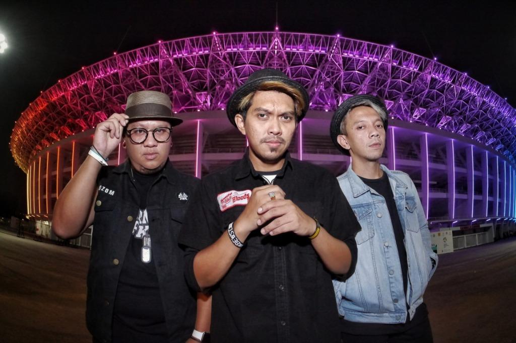 Rilis Lagu Baru, Rocket Rockers Gelar Kontes Bikin Judul