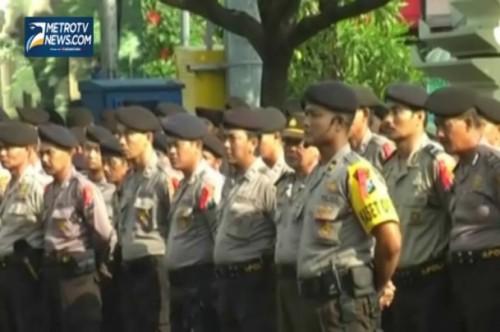272 Ribu Personel Polisi Disiapkan Amankan Proses Pemilu