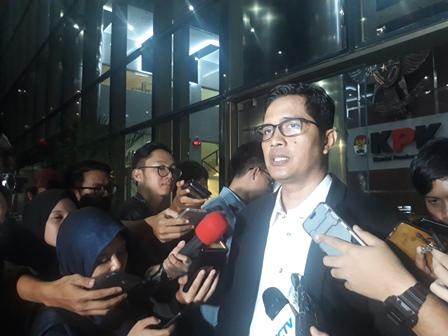 Dalami Kasus Suap Jambi, KPK Mungkinkan Bidik Anggota DPRD