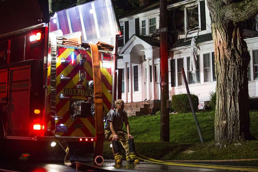 60 Ledakan Sebabkan Puluhan Rumah Terbakar di AS