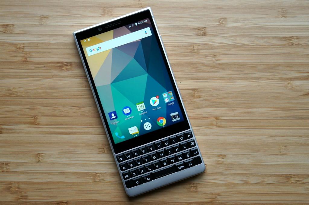 BlackBerry Kembali Rilis Panduan BlackBerry Key2