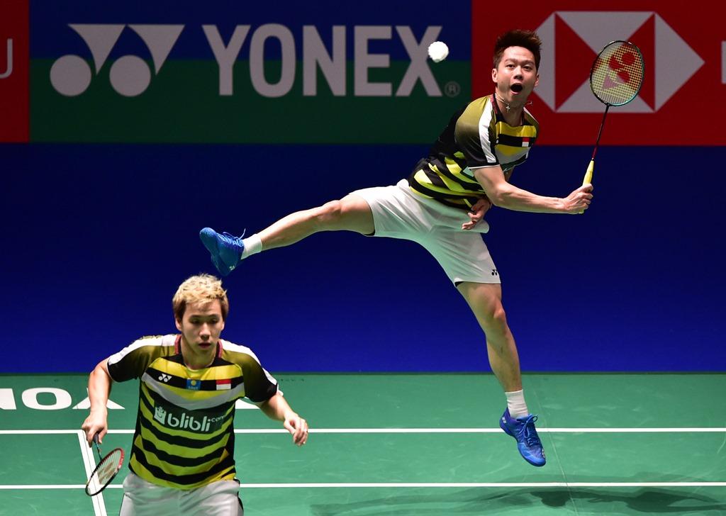 Marcus/Kevin Melangkah ke Semifinal Japan Open