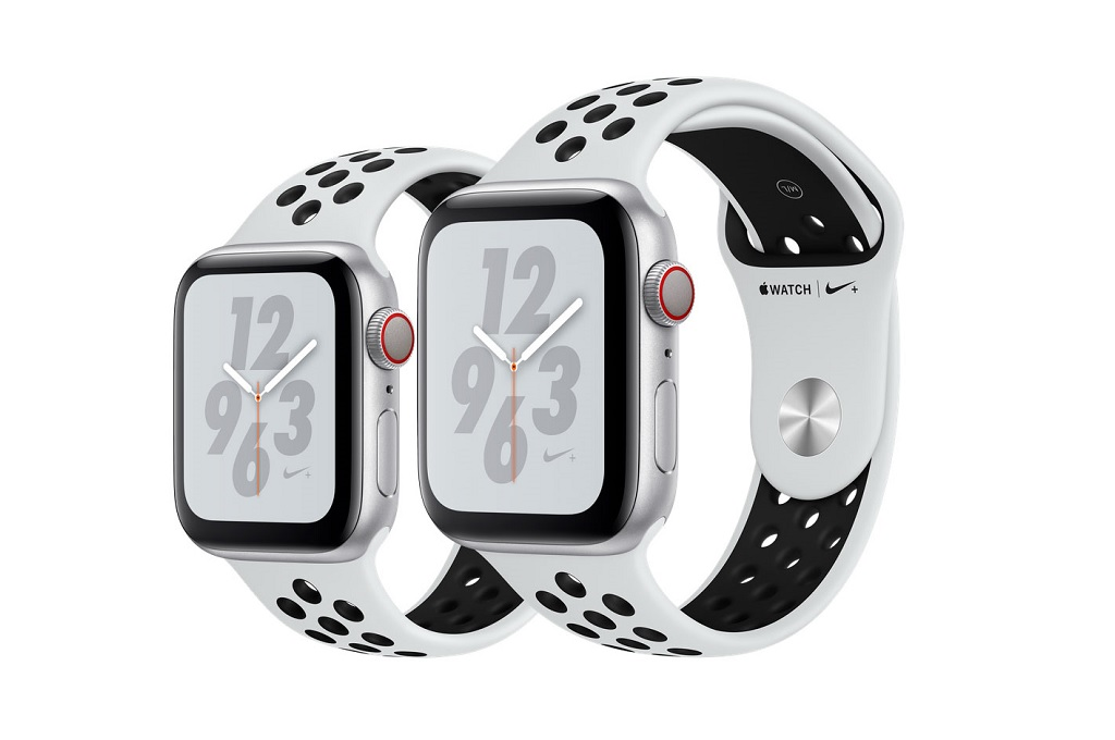 Distribusi Apple Watch Series 4 Nike+ Mulai Oktober
