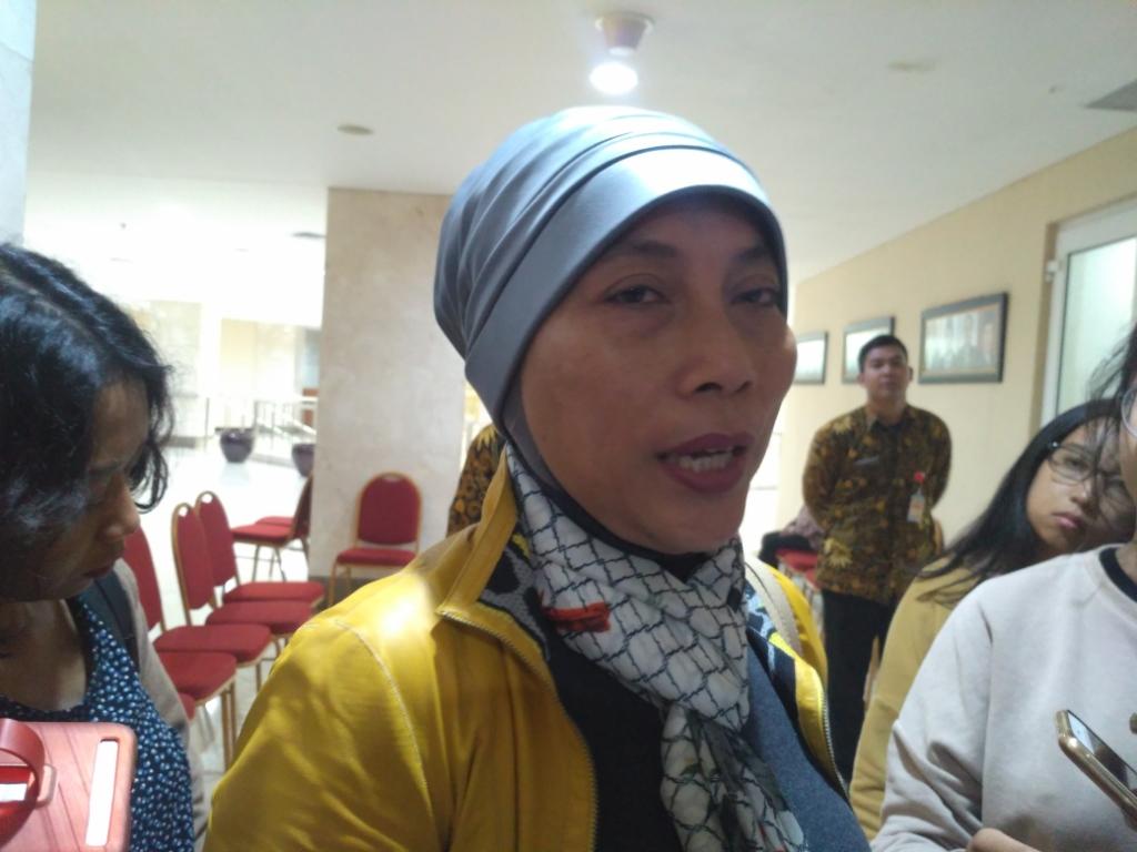 Fraksi PDI Perjuangan WO dari Rapat Banggar DKI