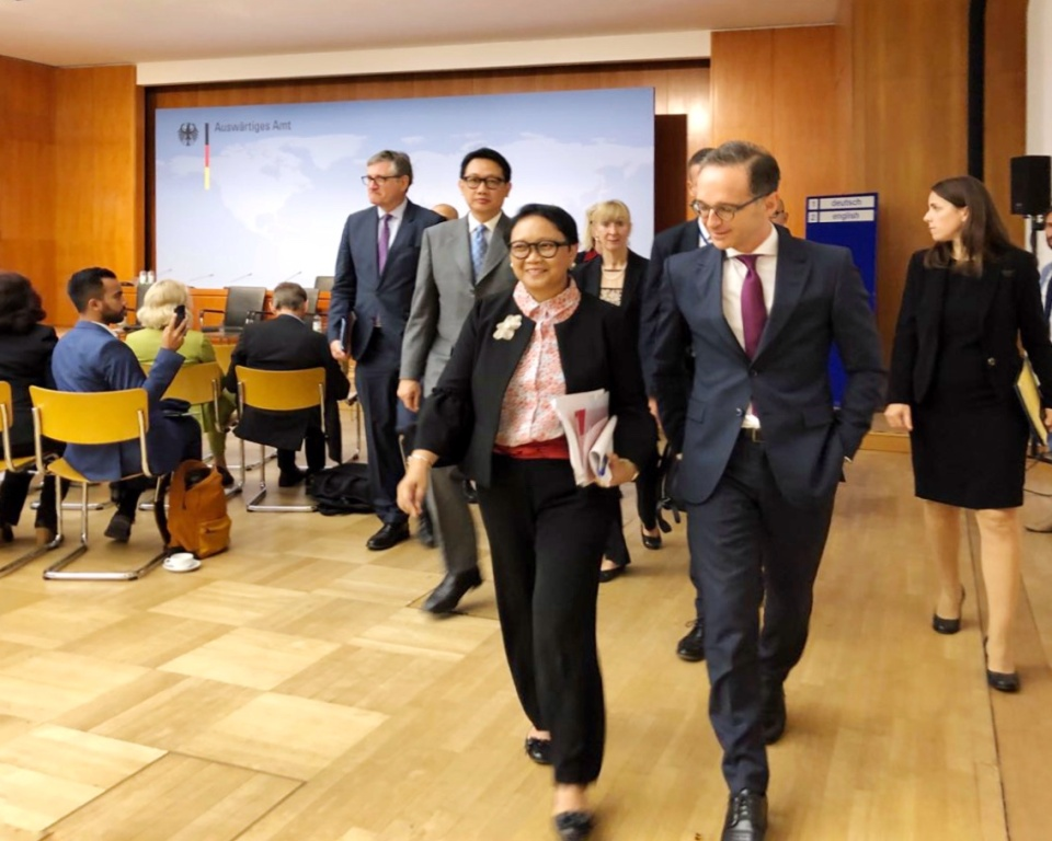 Indonesia Akselerasi Kesepakatan Ekonomi dengan Jerman