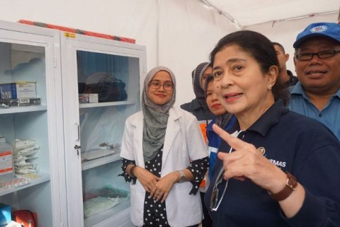 Capaian Vaksinasi MR di Aceh Terendah