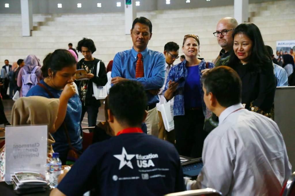 Mahasiswa Indonesia yang Kuliah di Amerika Masih Sedikit