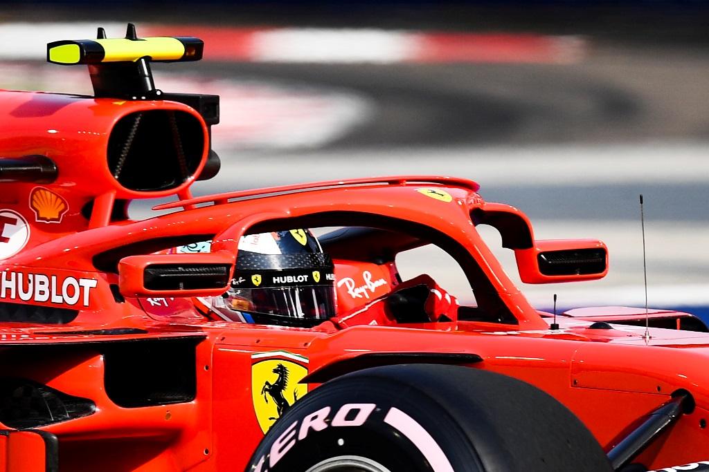 Raikkonen Berjaya di Sesi Latihan Bebas Formula 1 Singapura