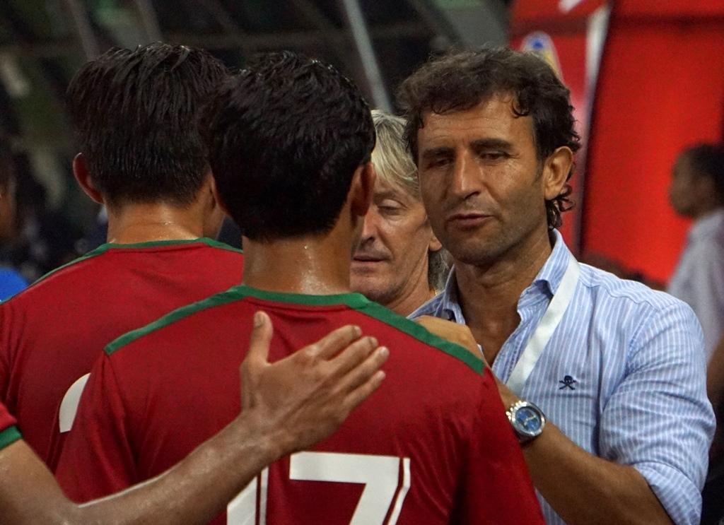 Jika Bukan Luis Milla, Pelatih Timnas Hanya Dikontrak untuk Piala AFF 2018