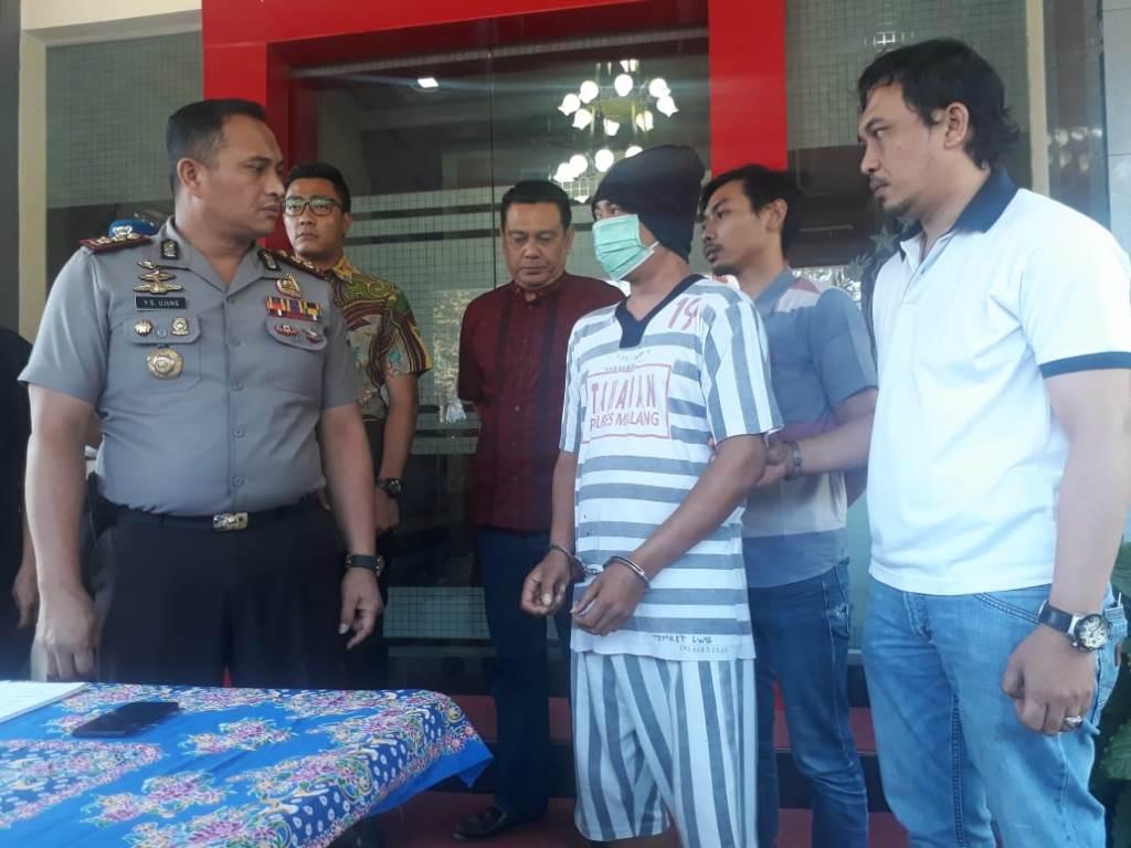 Penyebar Video Mesum di Malang Ditangkap
