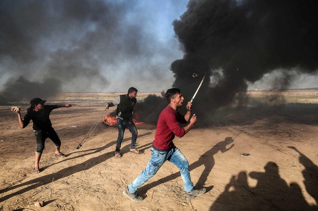 Bocah 12 Tahun Tewas dalam Bentrokan di Perbatasan Gaza